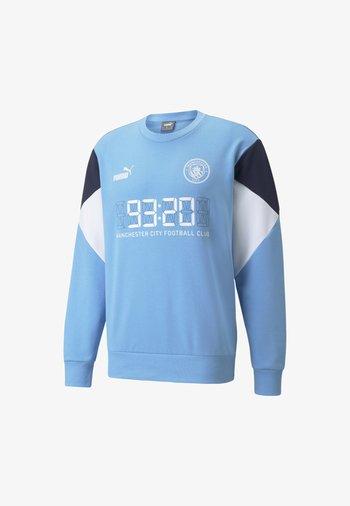 FTBLCULTURE FOOTBALL - MAN CITY  - Sweatshirt - blue