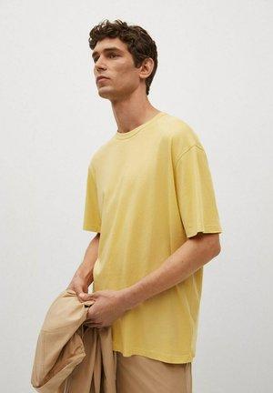 SWIM - Basic T-shirt - citron vert