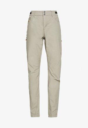 SVALBARD LIGHT PANTS - Trousers - sandstone