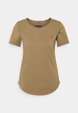 MYSID OPTION SLIM - T-shirts med print - safari