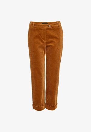 CELLI - Trousers - braun