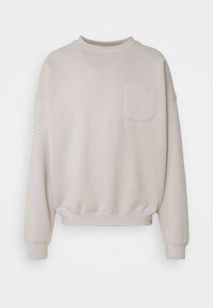 UNISEX COLIS - Sweatshirt - taupe