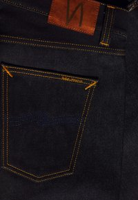 Nudie Jeans - GRITTY JACKSON - Straight leg jeans - dark blue denim - 2