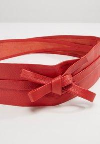 Vanzetti - Waist belt - rot - 5