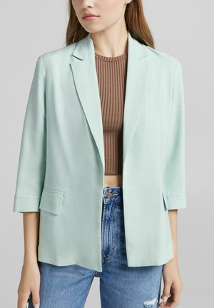Blazer - light green