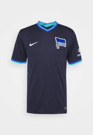 HERTHA BSC AWAY - Club wear - blackened blue/white