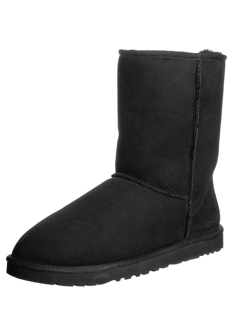 Buy Cheapest UGG CLASSIC SHORT - Winter boots - black | men's shoes 2020 27W6S