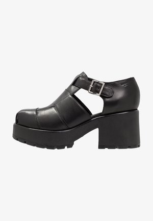 DIOON - Ankle boots - black