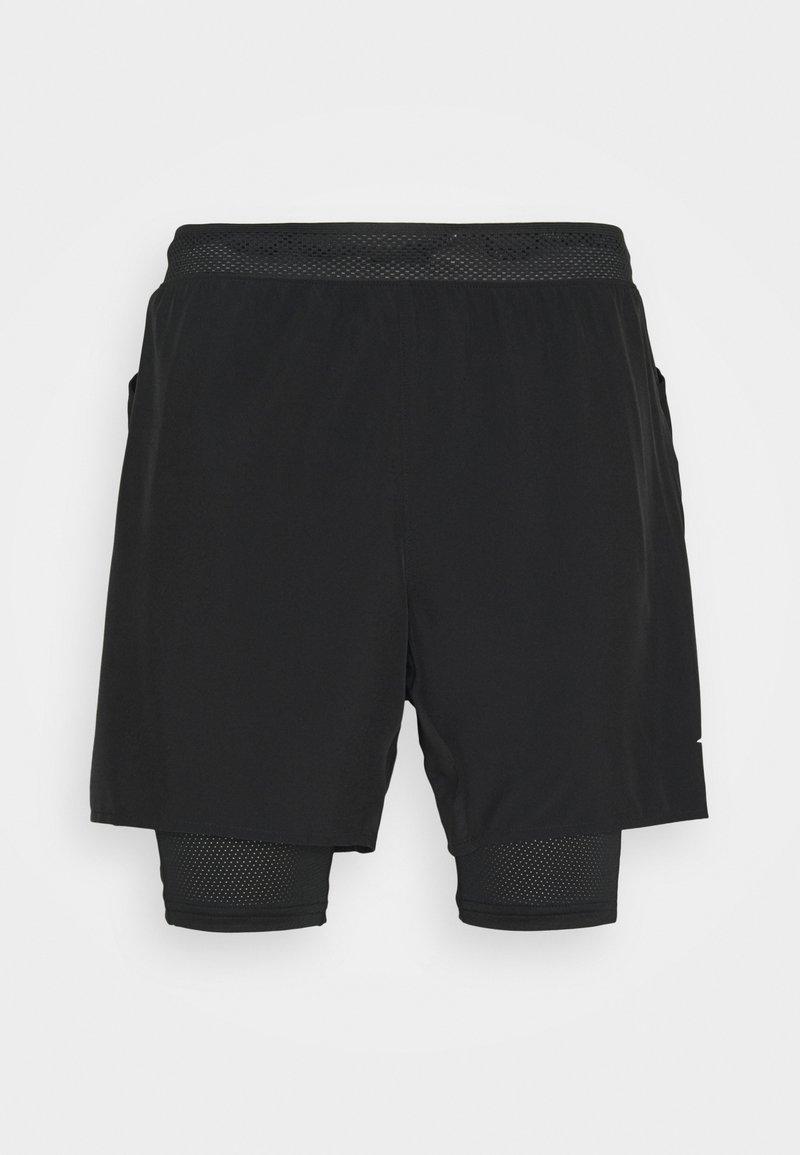 Mizuno - Sportovní kraťasy - black