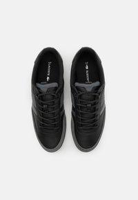 Lacoste - GIRON - Sneakers - black/dark grey - 3