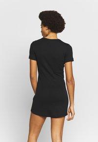 Champion - DRESS - Sportovní šaty - black - 2