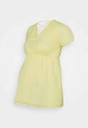 MLVIGGA  - Print T-shirt - elfin yellow