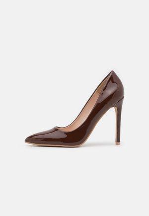 SAGE - High heels - brown