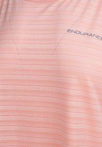 Endurance - LIMKO - Print T-shirt -  dusty peach - 2