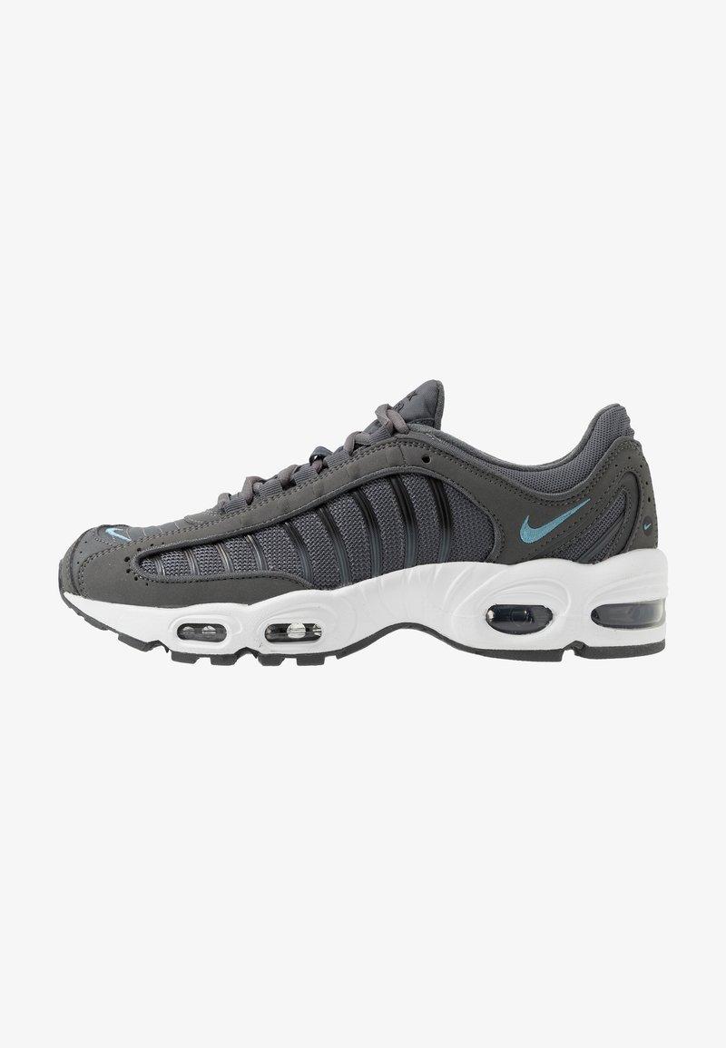 Nike Sportswear - AIR MAX TAILWIND IV - Matalavartiset tennarit - iron grey/cerulean/black/white