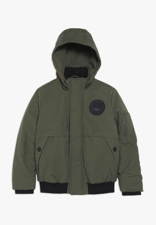 THEIGO - Winter jacket - army green