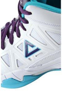 PEAK - CAROLINA - Basketball shoes - weiß - blau - 4