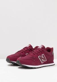 New Balance - GW500 - Sneaker low - red/white - 4