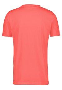 LERROS - Basic T-shirt - orange - 1