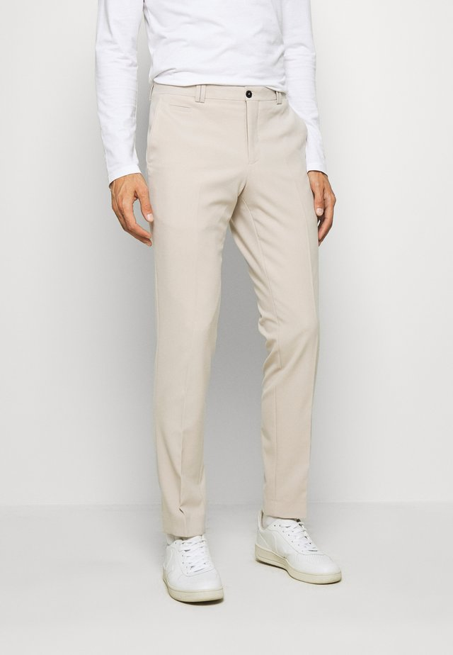 VESTFOLD TROUSER - Trousers - sand