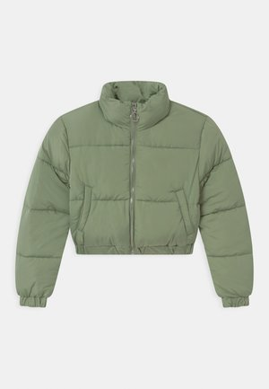 SOFT PUFFER - Light jacket - green