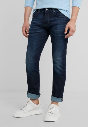 JOHN - Straight leg jeans - blue