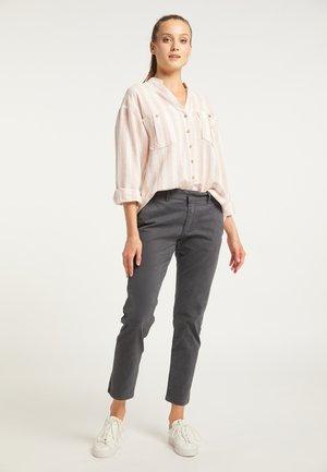Chino kalhoty - schlamm