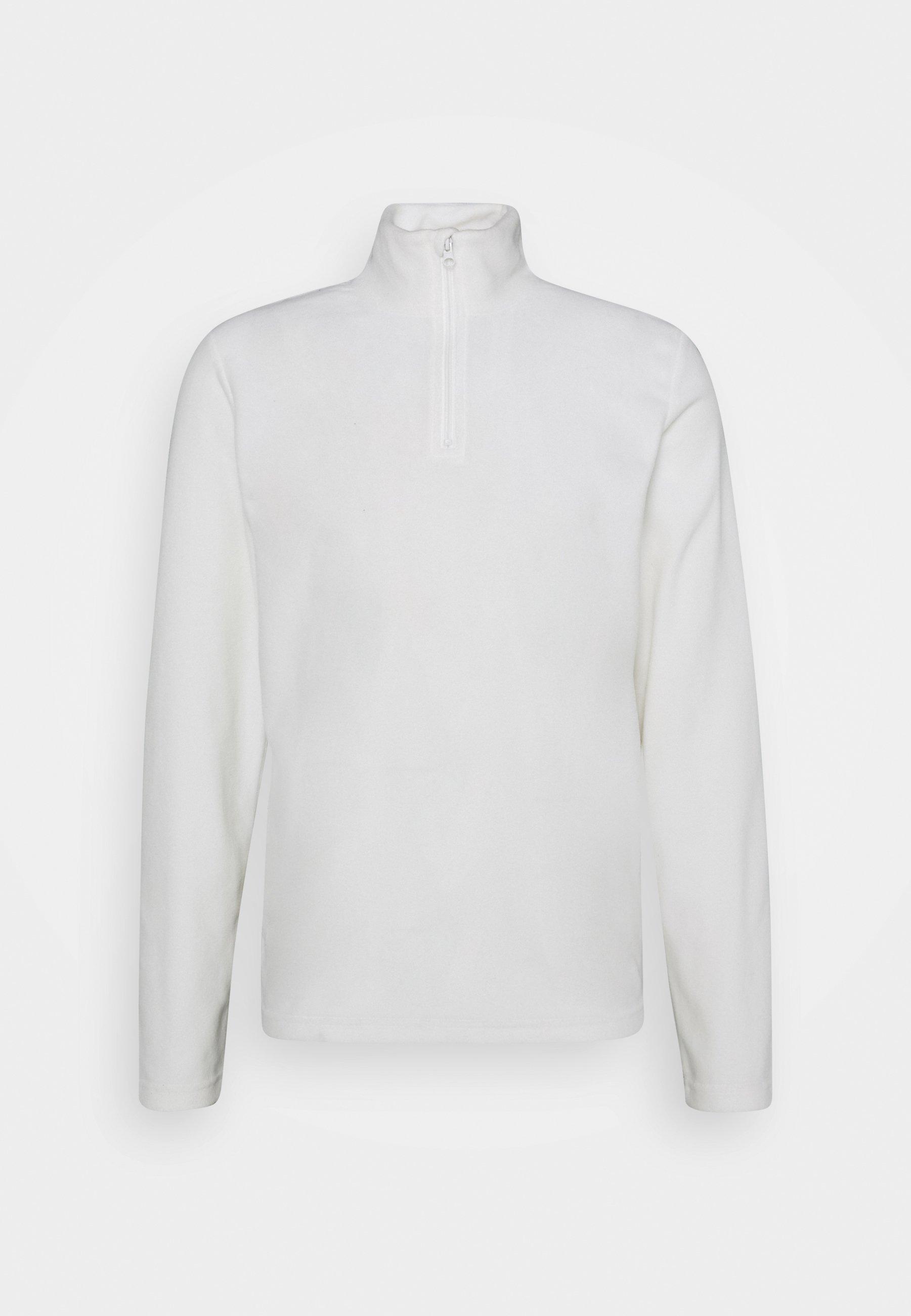 Brave Soul Hikee - Fleecepullover Vintage White