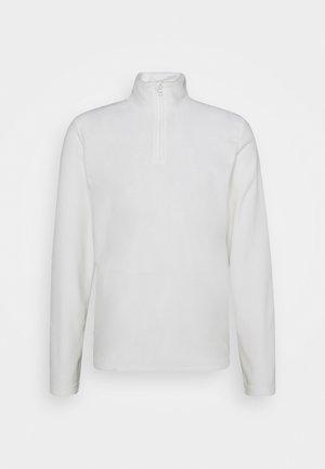 HIKEE - Fleece jumper - vintage white