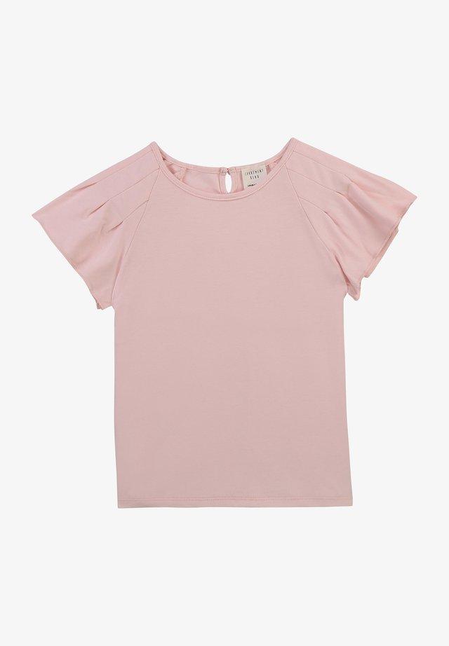 T-shirt basique - baby pink