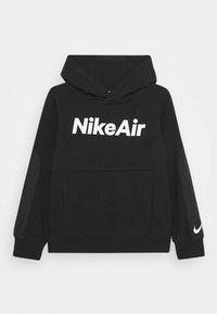Nike Sportswear - AIR - Bluza z kapturem - black - 0