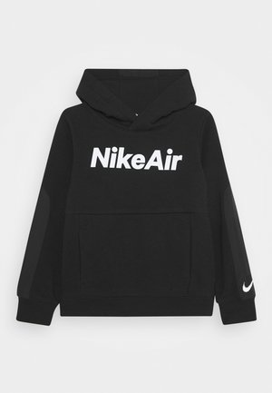 AIR - Sweat à capuche - black