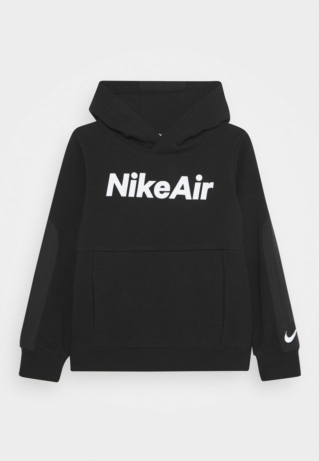 AIR - Kapuzenpullover - black