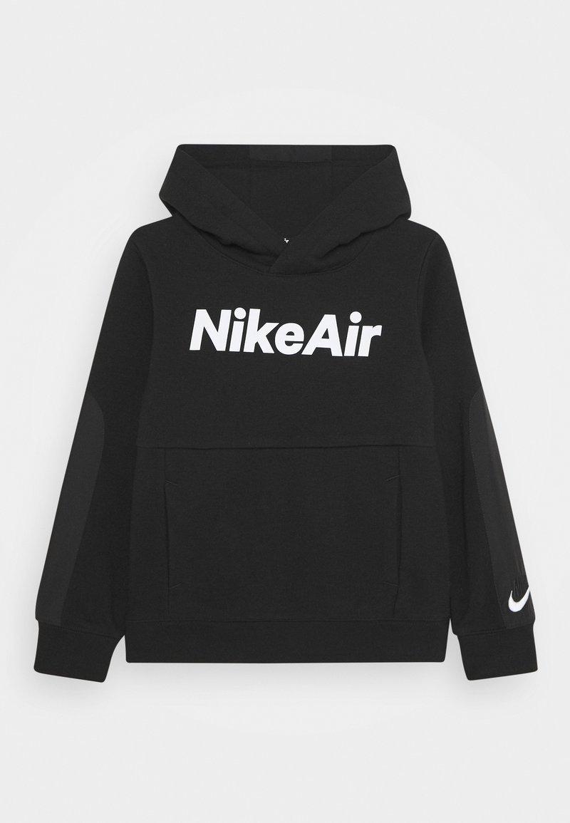 Nike Sportswear - AIR - Bluza z kapturem - black