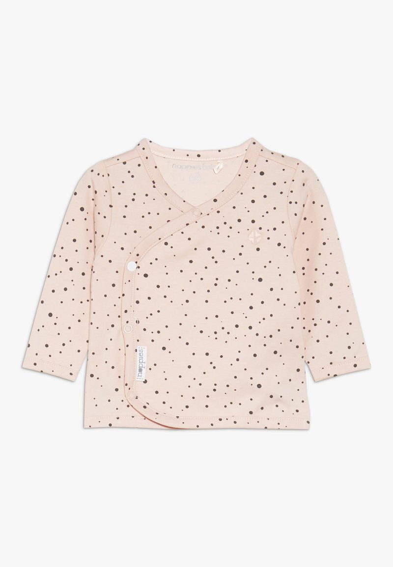 Noppies - OVERLAP LYONI  - Long sleeved top - pink