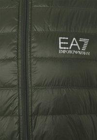 EA7 Emporio Armani - Down jacket - khaki - 8
