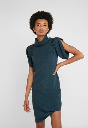 PUNKATURE DRESS - Cocktail dress / Party dress - forest
