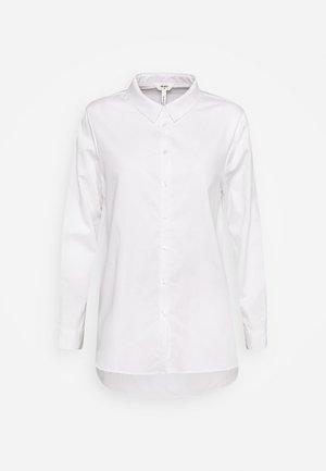 OBJROXA LOOSE - Blusa - white