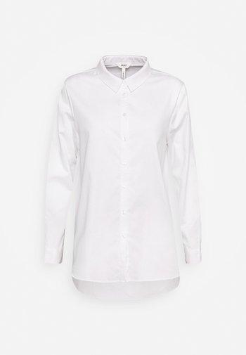 OBJROXA LOOSE - Blouse - white