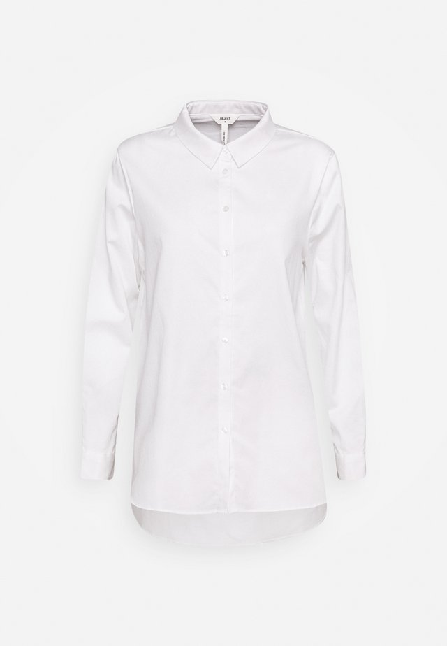 OBJROXA LOOSE - Blouse - white