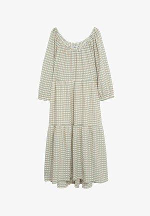 Day dress - wassergrün