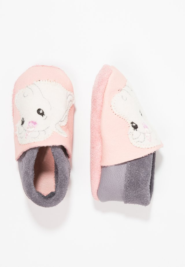 EINHORN - First shoes - rosé/graphit