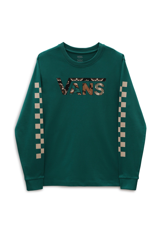 Femme WM MONTAUK CLASSIC CHECK BFF LS - Sweatshirt
