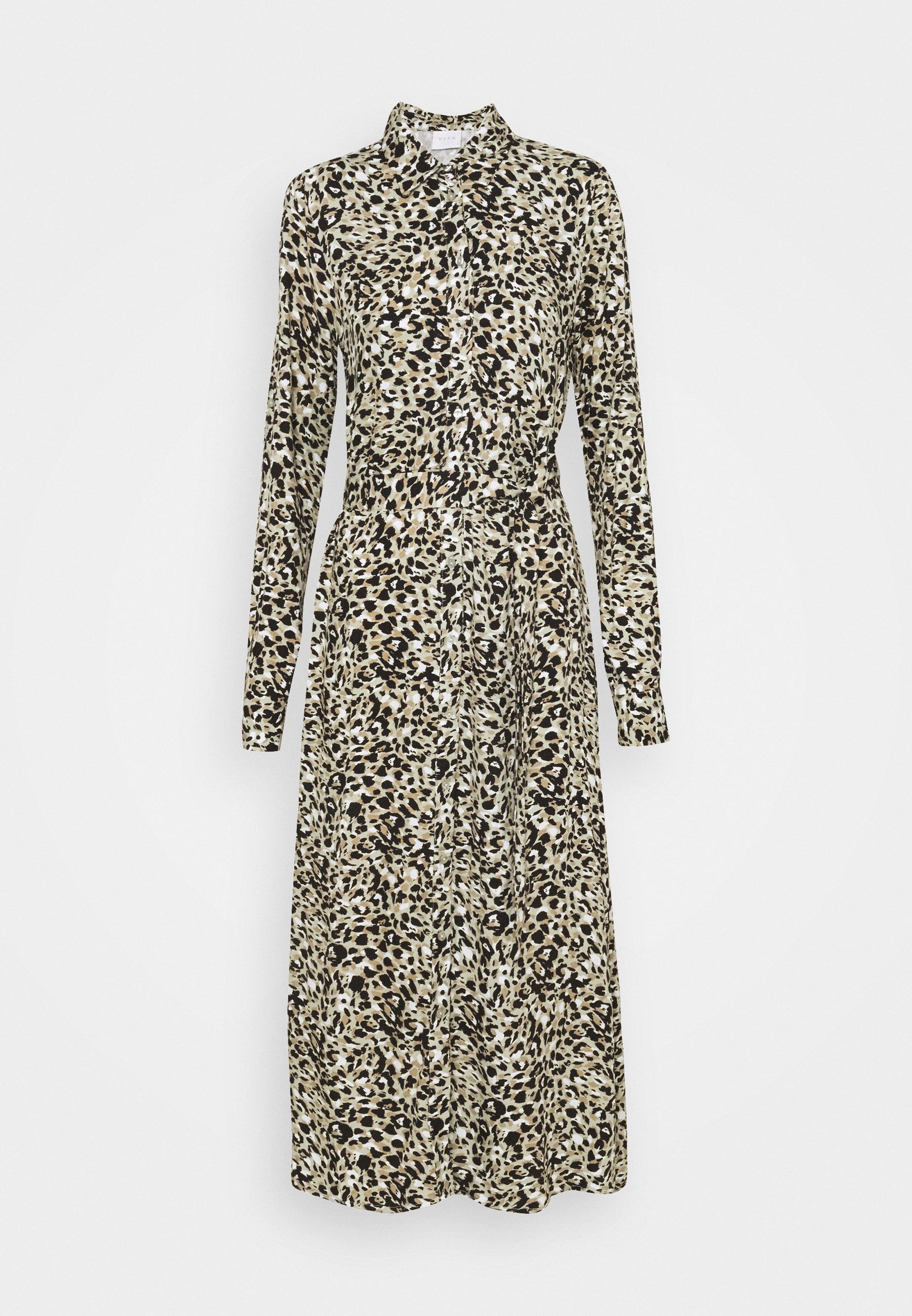 Damen VIVISH MIDI SHIRT DRESS TALL - Blusenkleid