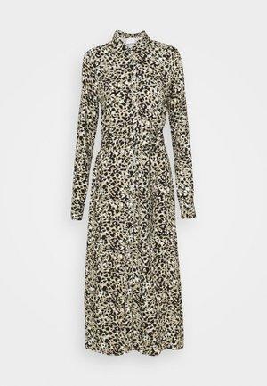 VIVISH MIDI SHIRT DRESS TALL - Shirt dress - desert sage