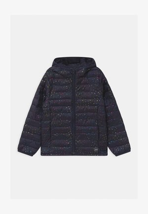GIRL LIGHTWEIGHT PUFFER - Zimní bunda - navy uniform