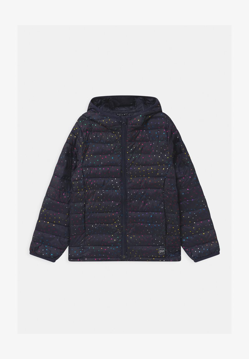 GAP - GIRL LIGHTWEIGHT PUFFER - Winterjas - navy uniform