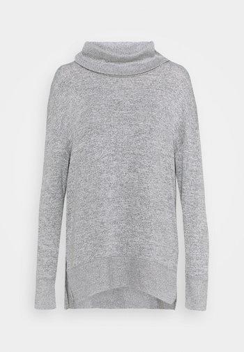 COWL - Jumper - heather grey