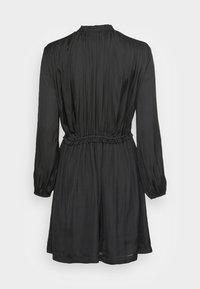 Claudie Pierlot - RUFFLE - Day dress - noir - 7