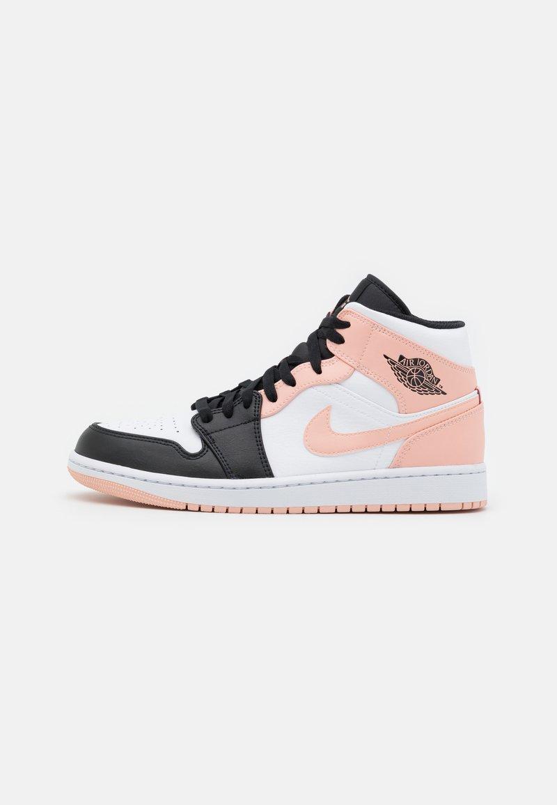 Jordan - AIR 1 MID - Zapatillas altas - art basel/orange
